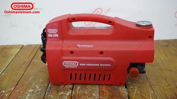 OS-120 thích hợp sử dụng để rửa xe máy, xe ô tô, sân vườn,...
