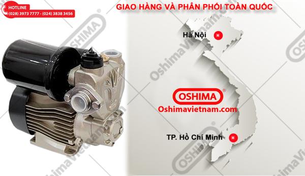 Bơm nước đa năng OSHIMA 400A