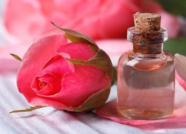 tinh dầu hoa hồng nguyên chất 100% chiết xuất tự nhiên