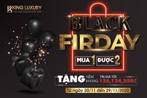 BLACK FRIDAY! MUA 1 TẶNG 2!