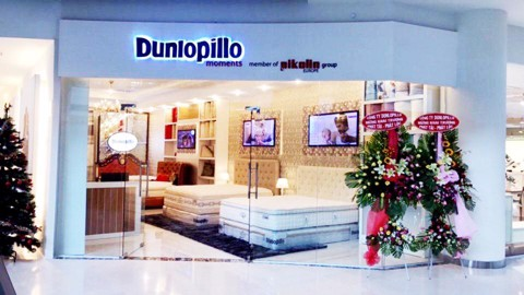 Showroom Dunlopillo Luxury - Crescent Mall