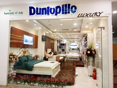 Showroom Dunlopillo Luxury - Vincom Hạ Long