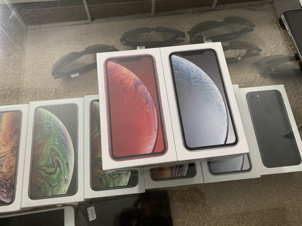 Iphone 8 - 8 Plus & Iphone X ( USA Mã LL/A ) - 7