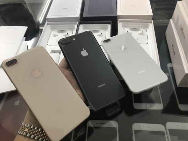 Iphone 8 - 8 Plus & Iphone X ( USA Mã LL/A ) - 4