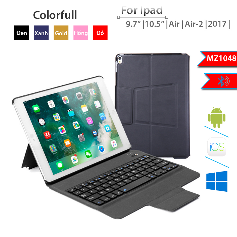 ban phim bluetooth cho ipad 2018 9.7inches ipad air 2 ipad pro