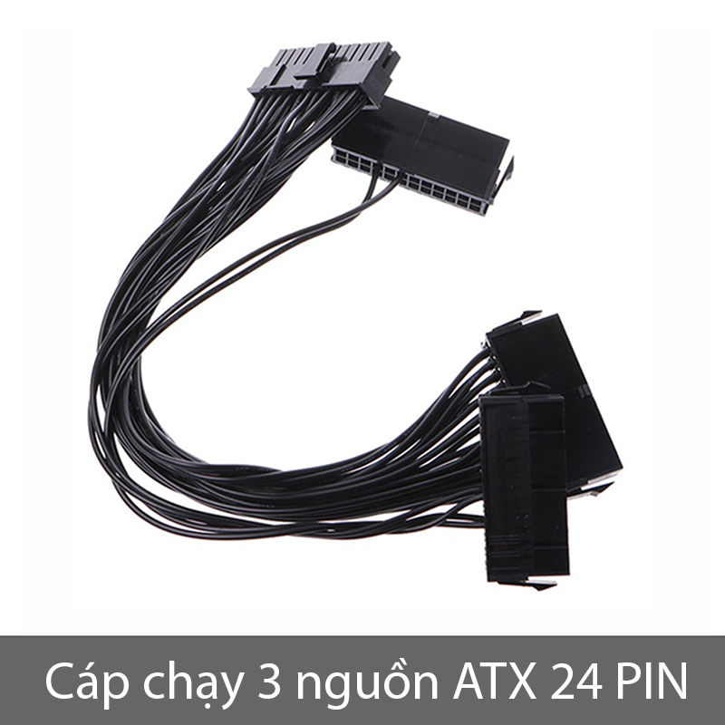 cap chay 3 nguon atx 24pin