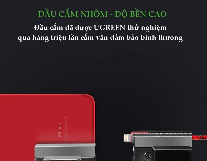 cáp sạc usb lightning cho iphone ipad | cap usb lightning sac cho iphone ipad