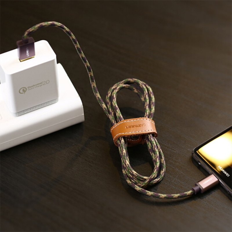 cap sac usb type-c cho smartphone, may tinh bang ugreen
