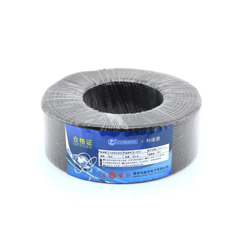 cap am thanh 2 loi han cap audio 3.5mm coraon NC-2B2AT
