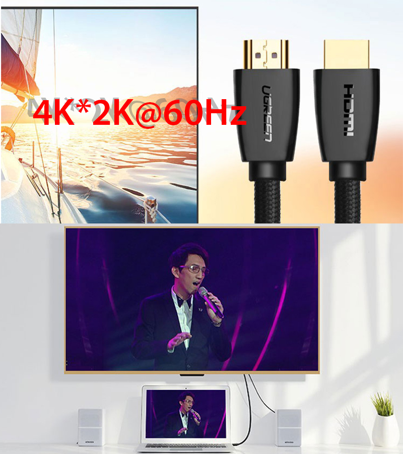 cap hdmi 2.0 ugreen