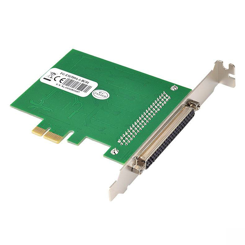 card pci-e ra 8rs232 db9 syba fg-emt09a