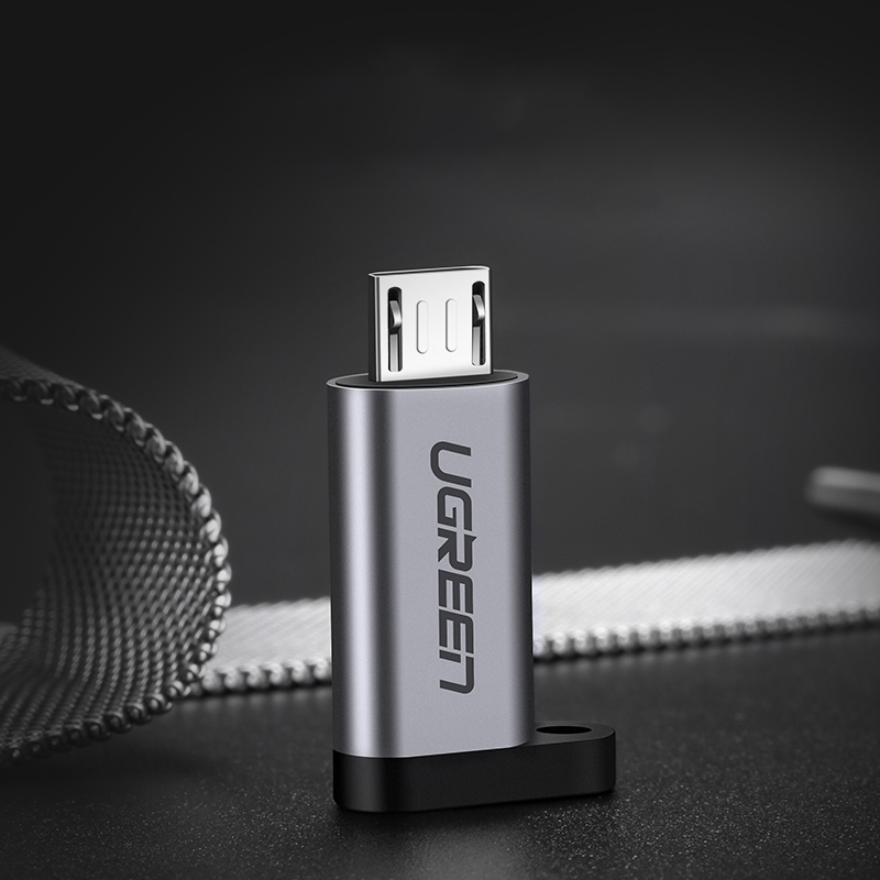 usb-c female to micro usb male ugreen 50590