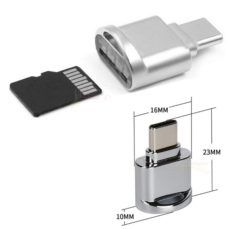 dau doi usb-c ra micro sd otg