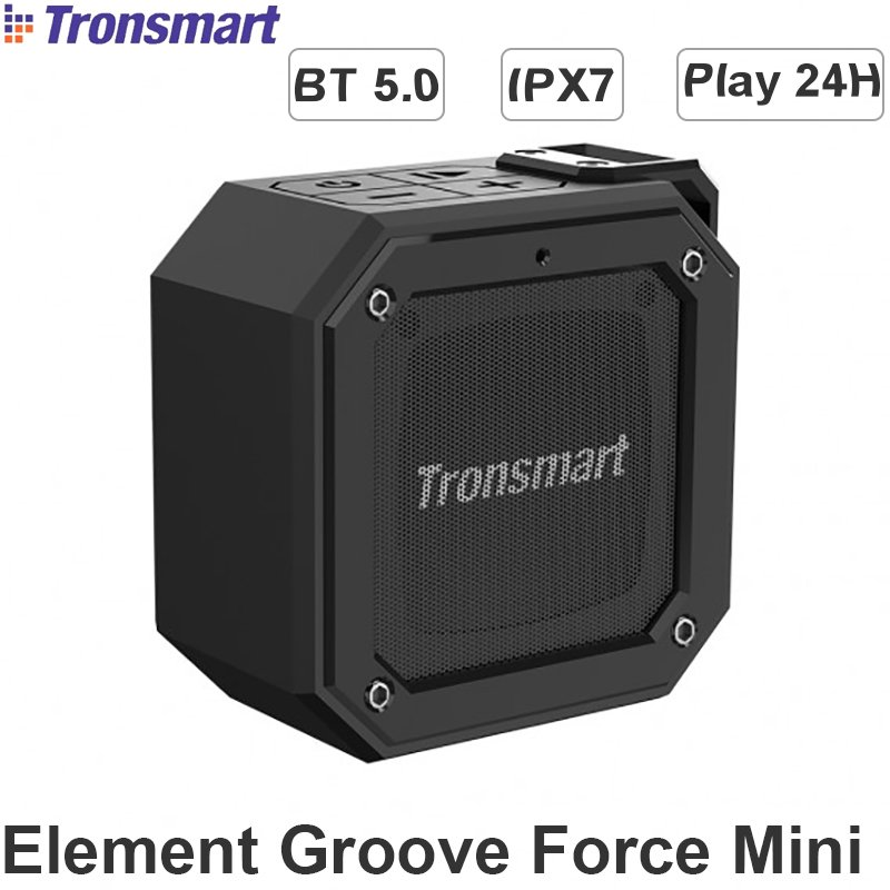 Loa Bluetooth Element Groove (Force Mini)
