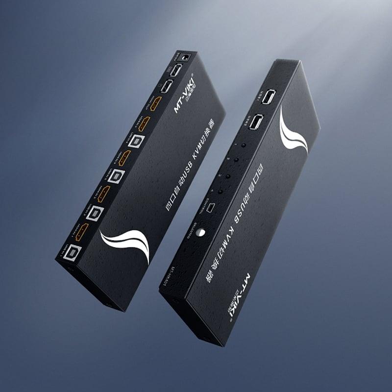 hdmi kvm switch 4 port mt-viki mt-hk401