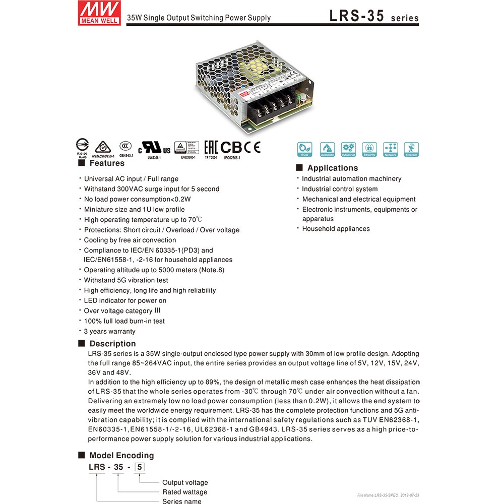 lrs-35-24 meanwell