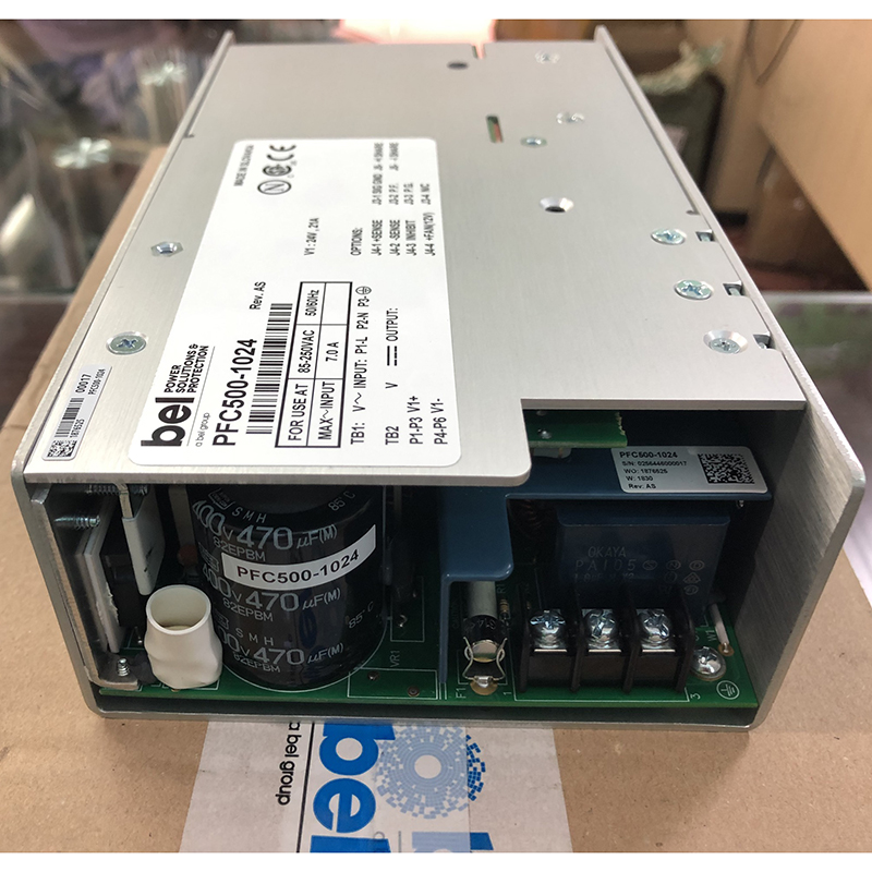 PFC500-1024 Bel Power Solutions