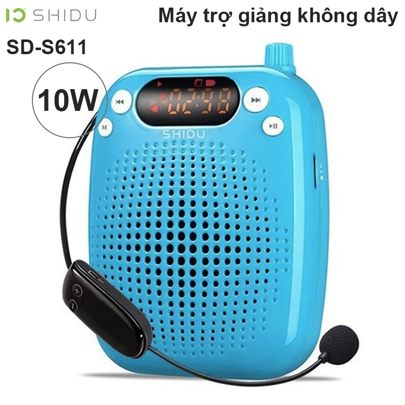 may tro giang shidu sd s611