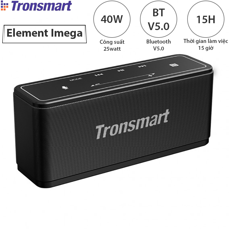 loa tronsmart element imega