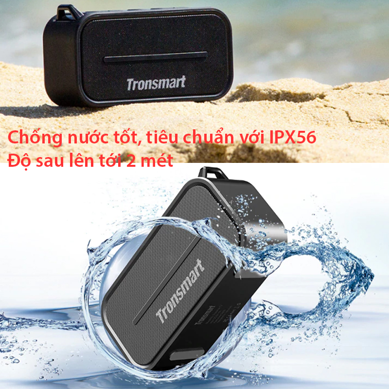 Loa khong day bluetooth 10w tronsmart element t2