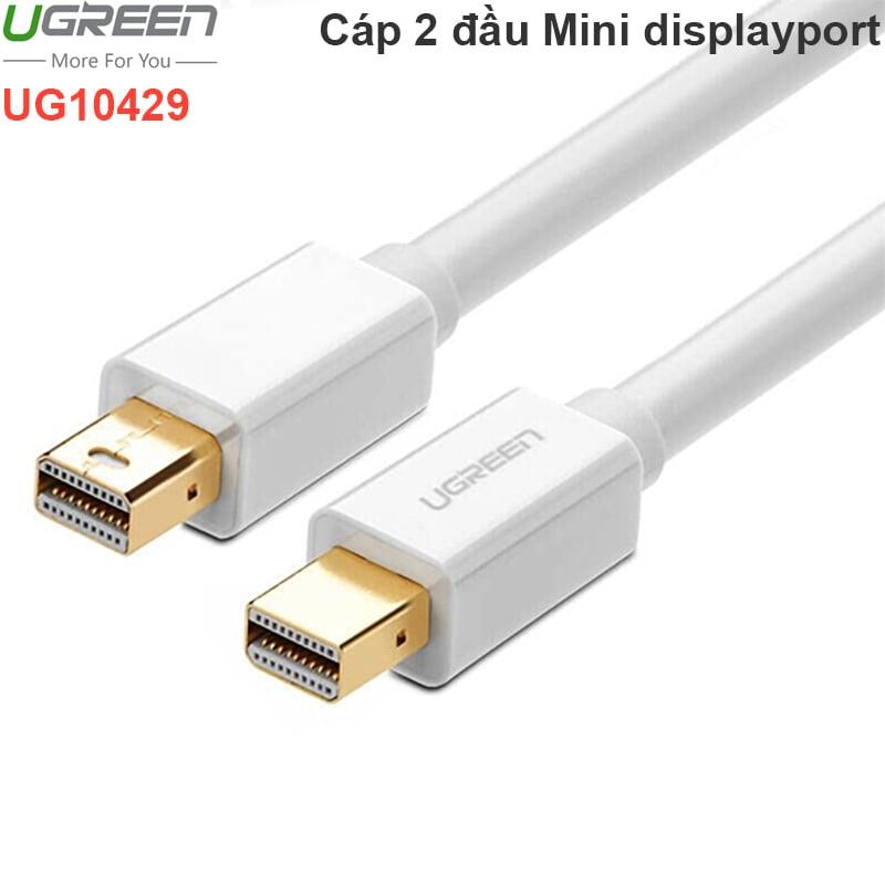 cap mini displayport ugreen 10429