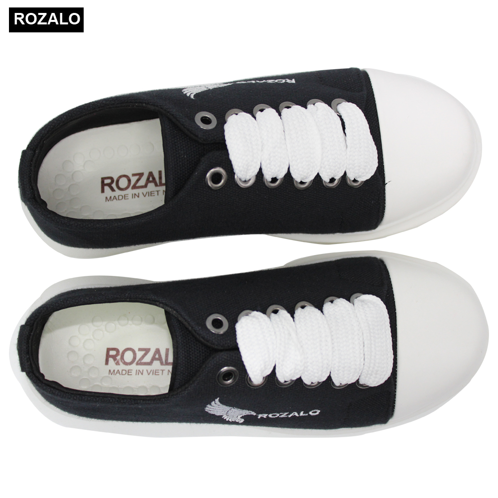 Giày sneaker thể thao nam nữ Rozalo Wing Couple R5000