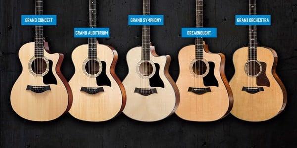 Hường dẫn chọn dây đàn cho acoustic guitar