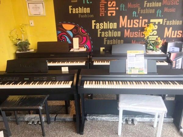Đàn piano điện là gì? Loại đàn này có ưu và nhược điểm gì?