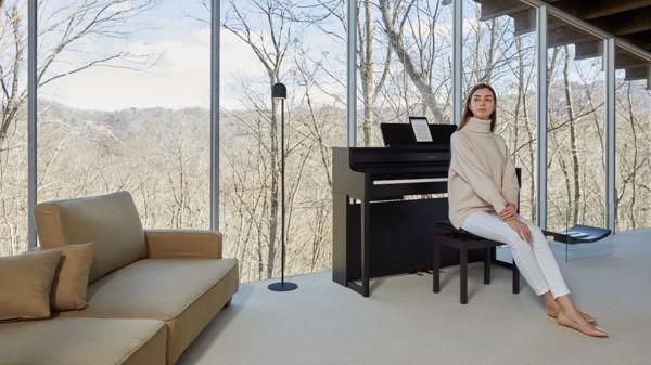Tại sao nên chọn đàn piano điện Roland HP 702
