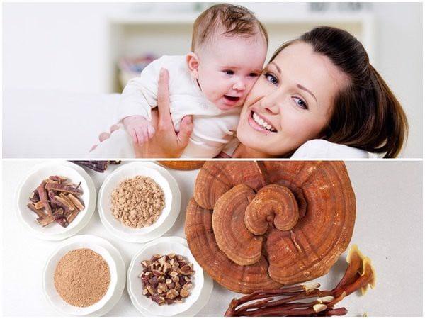 Cách sử dụng nấm linh chi cho trẻ em hiệu quả