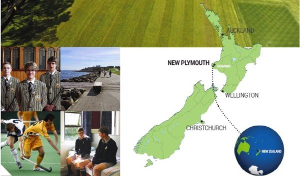"Du học New Zealand: Trường NEW PLYMOUTH BOY""S HIGH SCHOOL (NPBHS)"