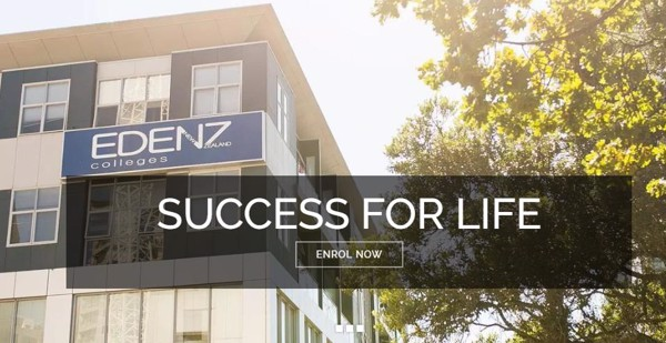 Du học New Zealand: EDENZ Colleges