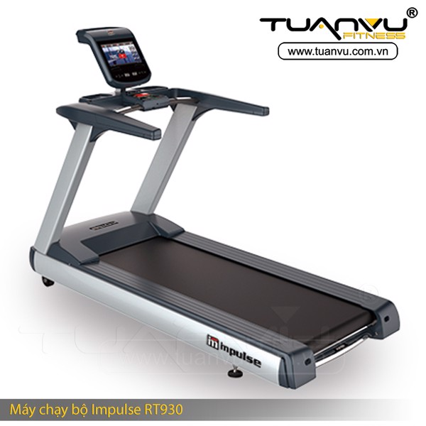 Máy chạy điện Impulse RT930, May chay dien Impulse RT930, RT930, Impulse RT930