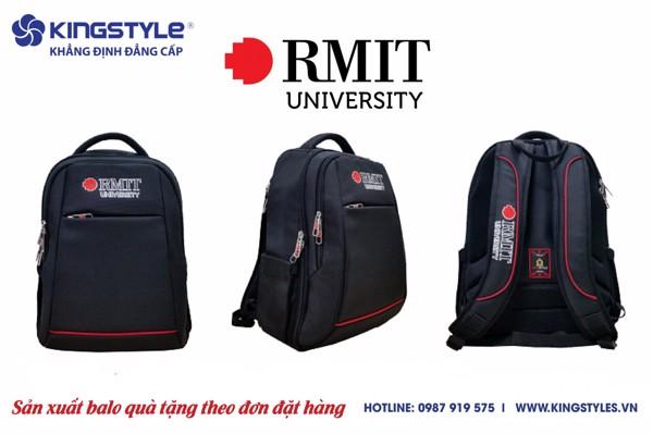 May balo theo yêu cầu trường đại học RMIT