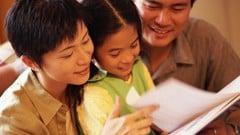 15 nguyên tắc cần làm giúp con học giỏi