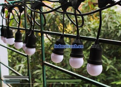 dây đui đèn thả ngoài trời giá rẻ