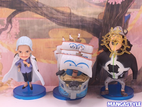 Bộ Mô Hình Battle of Marineford One Piece
