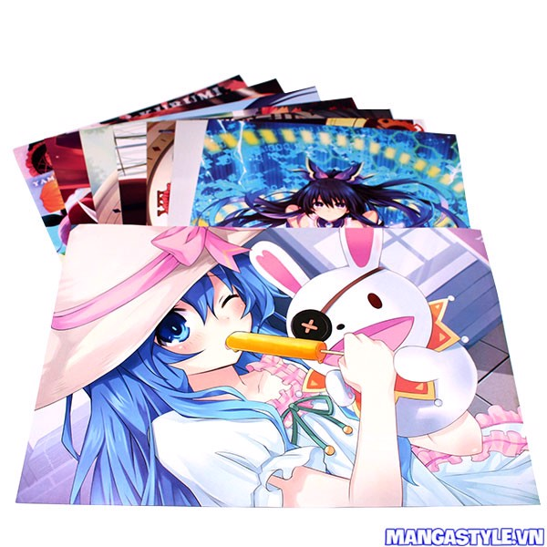 Bộ Poster Date A Live