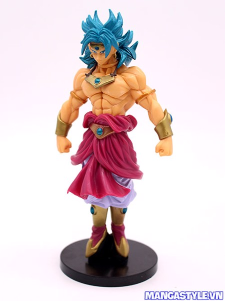 Broly Scultures Vol 7 Banpresto Dragon Ball Z