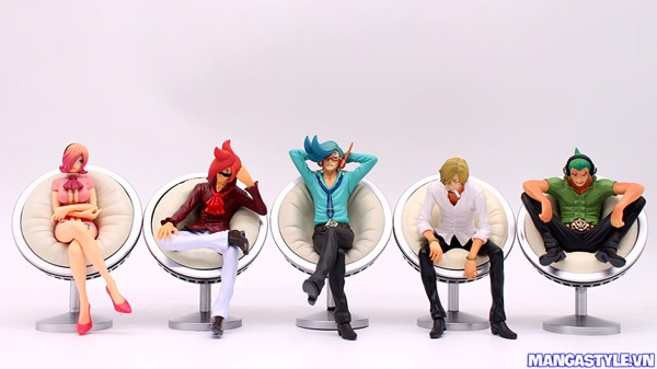 Vinsmoke Niji The Grandline Series Vinsmoke Family Vol 5 One Piece