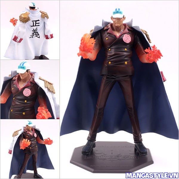 Excellent Model POP DX Marine Admiral Akainu Sakazuki Scale Figure One Piece