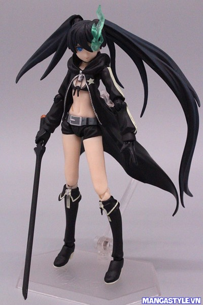 Figma Black Rock Shooter