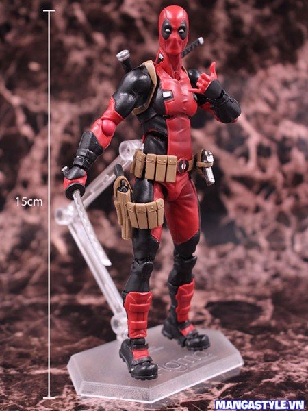 Figma Deadpool DX ver Deadpool