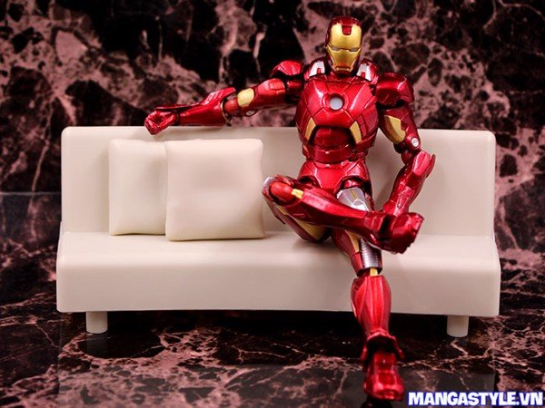 Figma Iron Man Mark VII The Avengers