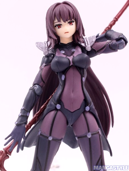Figma Lancer Scáthach Fate Grand Order