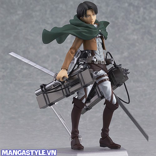 Figma Levi Attack On Titan