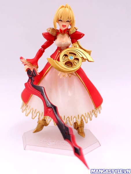 Figma Nero Claudius Fate EXTELLA