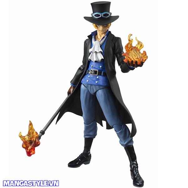 Variable Action Heroes Sabo Action Figure