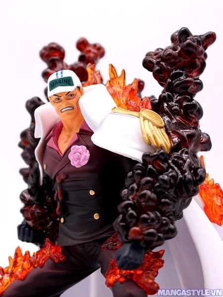 Figuarts ZERO Akainu Sakazuki Battle Ver One Piece