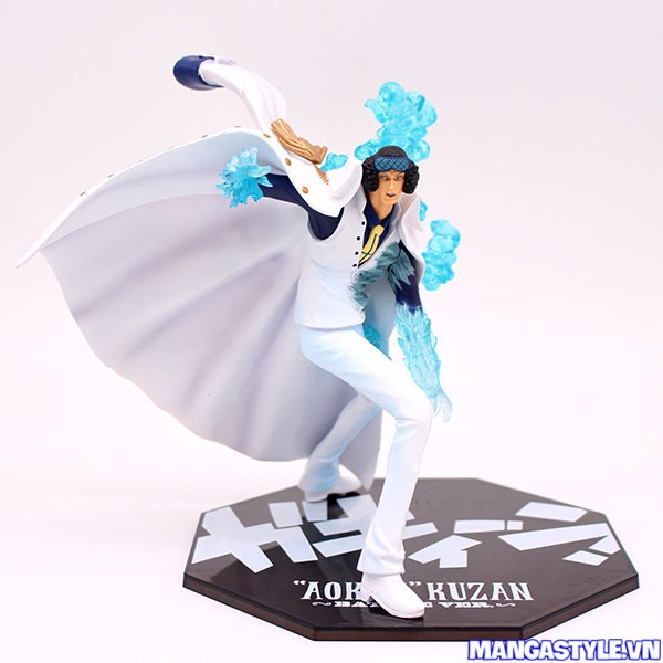 Figuarts ZERO Aokiji Kuzan Battle Ver One Piece